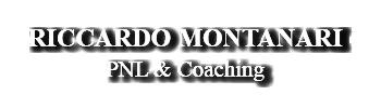 Riccardo Montanari - PNL & Coaching