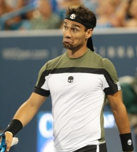 fognini us open